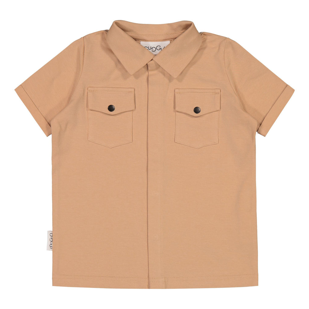 gugguu Cargo T-Shirt Shirts Sugar Cookie 80