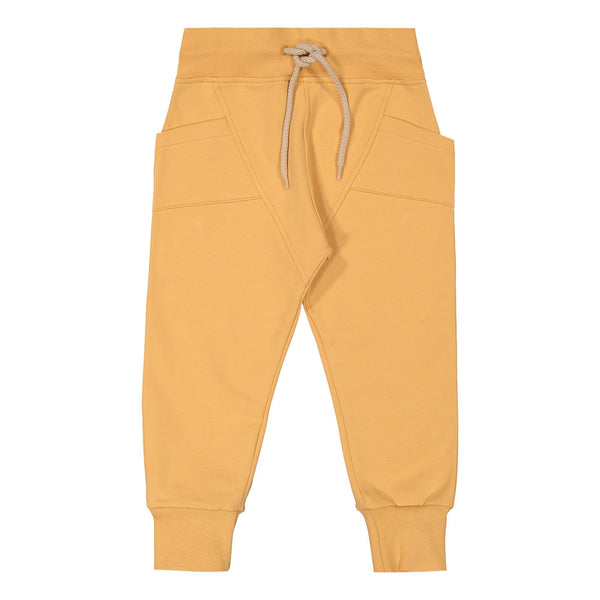 gugguu College Baggy Pants Buttermilk 80