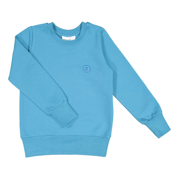 gugguu Gg Logo Sweatshirt Hoodies and sweatshirts Blue moon 80