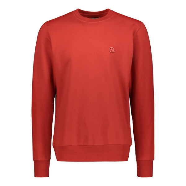gugguu Men's Logo Sweatshirt Men's tops Spicy red XS