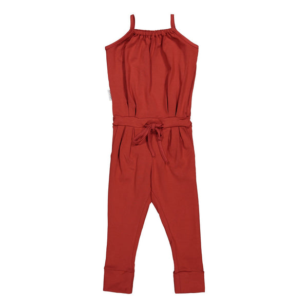 gugguu Onesuit Jumpsuit Jumpsuits Spicy red 80/1Y