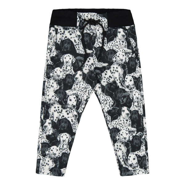 gugguu Print Sport Pants Pants Puppies 80