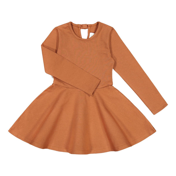 gugguu Wow Dress Dresses Brown Sugar 80