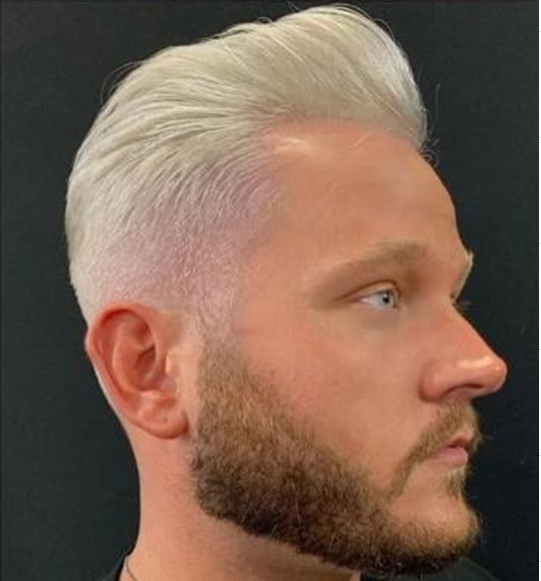 2020 short male hair