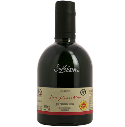 Olio Extra Vergine DOP Grand Cru 'Don Gioacchino' 500ml