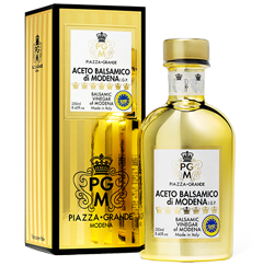 Aceto Balsamico di Modena GOLD Collection '7 Corone' - Piazza Grande