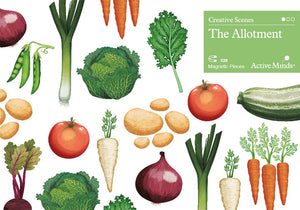 The Allotment Creative Scene