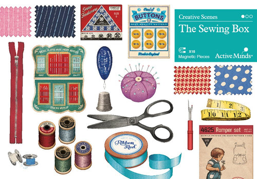 The Sewing Box Creative Scene