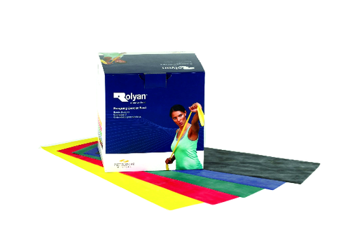 Rolyan Energising Exercise Bands 5.5m