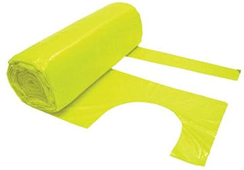 Disposable Aprons - Roll of 200 - Yellow