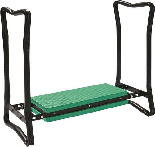 Folding Garden Kneeler and Stool