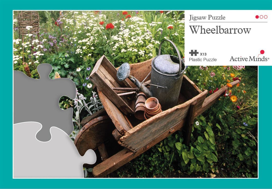 Wheelbarrow Jigsaw