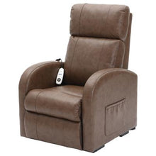 Daresbury PU Finish Single Motor Rise & Recline Chair
