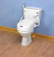 Etac-Hi-Loo-Raised-Toilet-Seat-with-Arms 4 inches