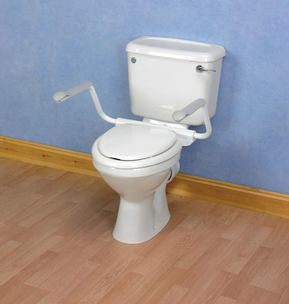 Etac-Supporter-Toilet-Seat-with-Arms Fixed