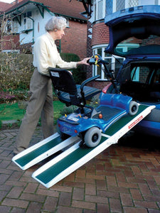 Folding-Access-Channel-Ramps 2.4m / 8ft