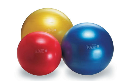 Gymnic-Classic-Plus-Therapy-Ball Red 55cm