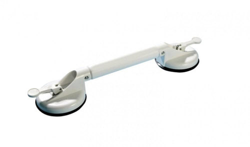 Adjustable-suction-cup-grab-bars Single hand non adjustable 32cm (13'')