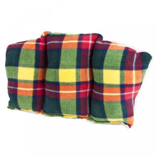 Back-soothing-cushion Black watch tartan