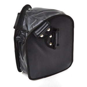 Bag-for-tri-walker-/-three-wheeled-rollator Black