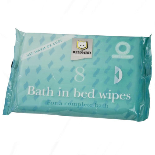 Bath-in-Bed-Wipes---Pack-of-8 Bath in Bed Wipes - Pack of 8
