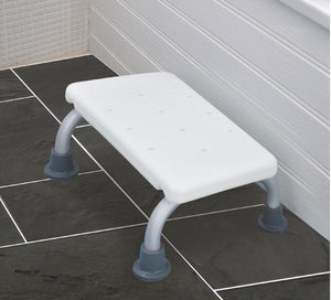 Aluminium Bath Step with Non Slip Feet