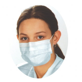 Nuguard Type II Ear Loop Surgical Face Masks