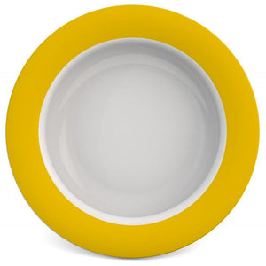 Bowl-with-Sloped-Base Yellow