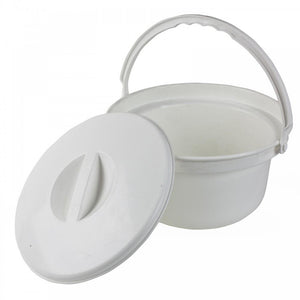 Commode-Potty-and-Lid White