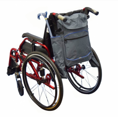 Crutchbag-for-Wheelchairs Crutchbag for Wheelchairs