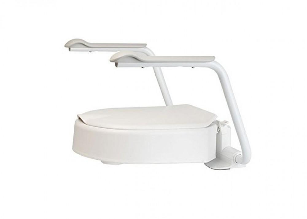 Etac-Hi-Loo-Raised-Toilet-Seat-with-Arms 2 inches