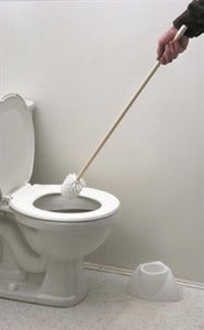 Extended-Toilet-Brush White