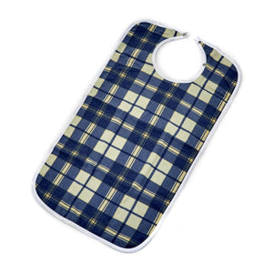 Flannel-Bib---Clothing-Protector Flannel Bib - Clothing Protector
