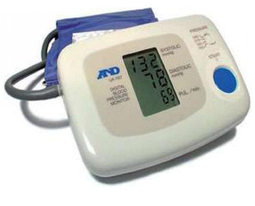 Fully-Automatic-Blood-Pressure-Monitor Blood Pressure Monitor Auto
