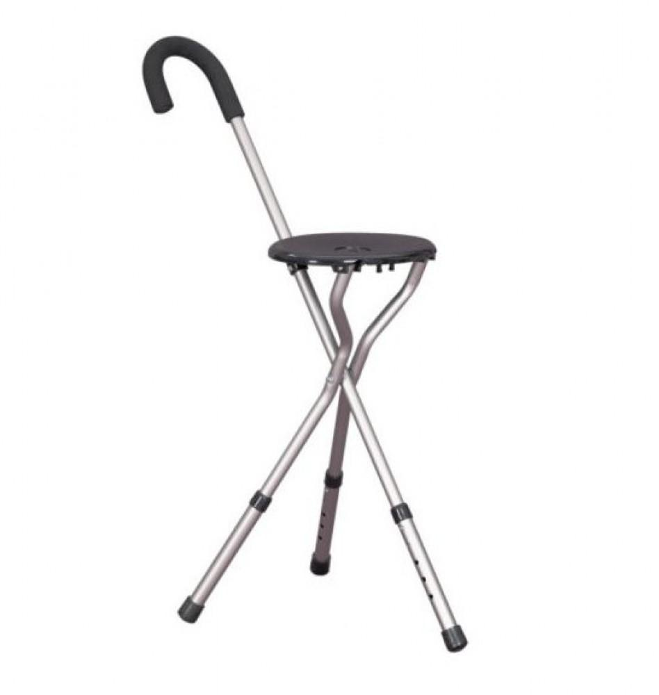 Height-Adjustable-Stick-Seat One size