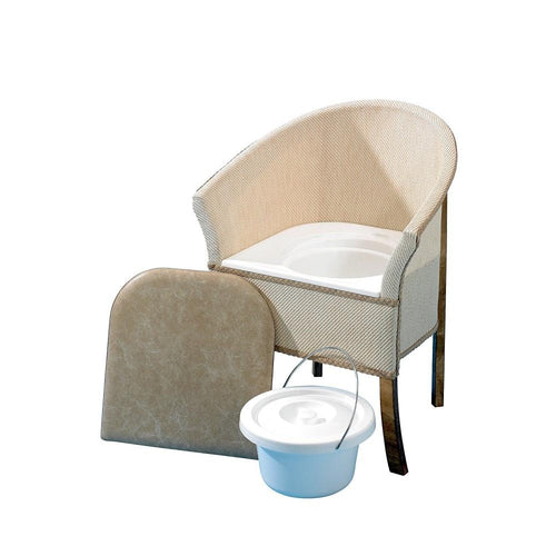 Homecraft-Bedroom-Commode-Chair Commode Chair