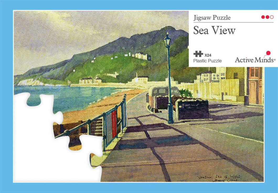 Sea View Jigsaw