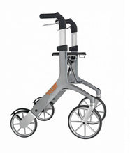 Let's-Fly-Rollator Red