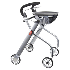 Lets-Go-Indoor-Rollator Red/Black