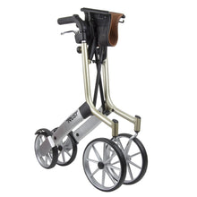 Lets-Go-Out-Rollator Beige and Silver