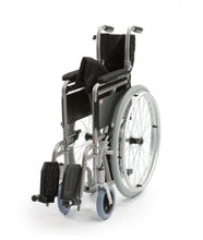 Lightweight-aluminium-wheelchair Lightweight aluminium wheelchair 46cm (18'') transit
