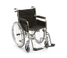 Lightweight-aluminium-wheelchair Lightweight aluminium wheelchair 46cm (18'') self propel