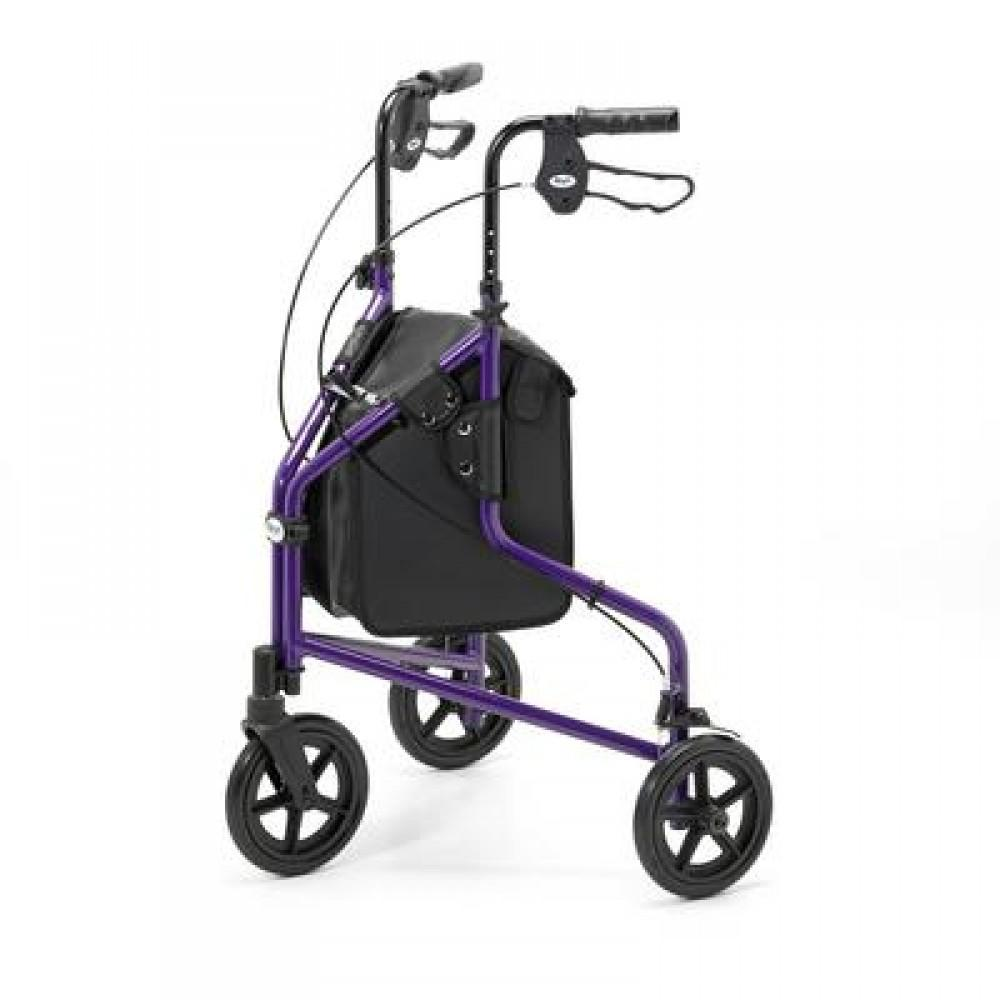 Modern-Tri-Walker-with-Wheels---Available-in-bright-colours Purple