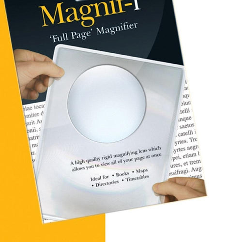 Full-Page--Magnifier Full Page  Magnifier