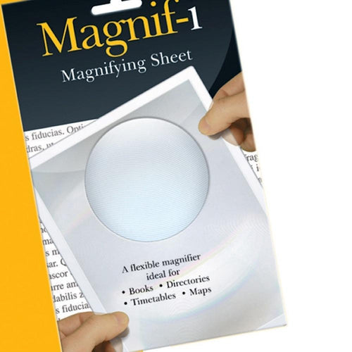 Magnifying-Sheet Magnifying Sheet