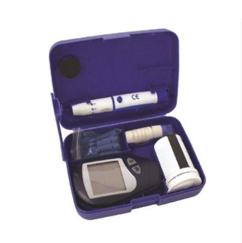 Blood Glucose Monitor Kit including Test Strips