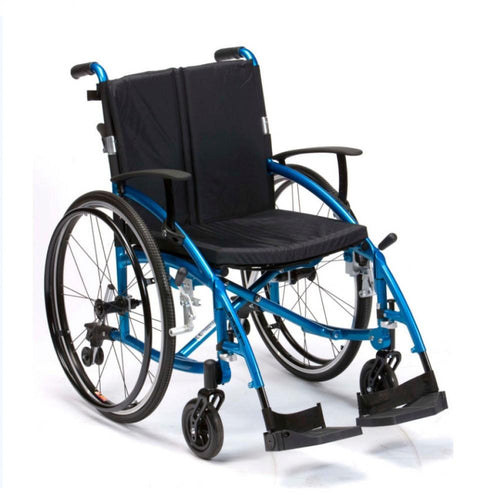 Spirit-Wheelchair Spirit Red