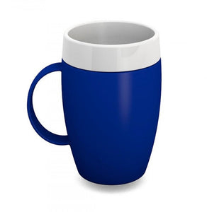 Thermal-Mug-with-Internal-Cone Blue