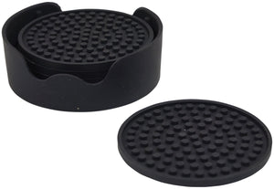 Non-Slip Silicone Table Coasters