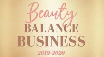 Beauty Balance & Business 2019 - 2020 Planner